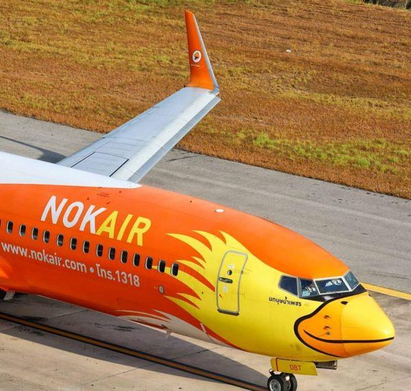 Đại lý vé máy bay Nok Air tại Việt Nam