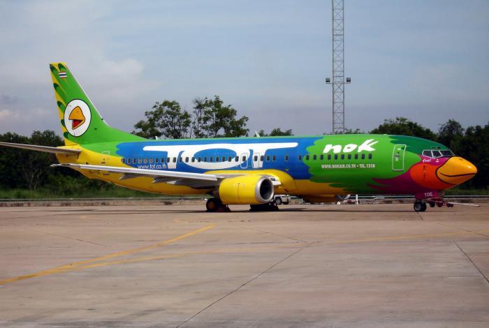 Phòng vé Nok Air tại Hà Nội