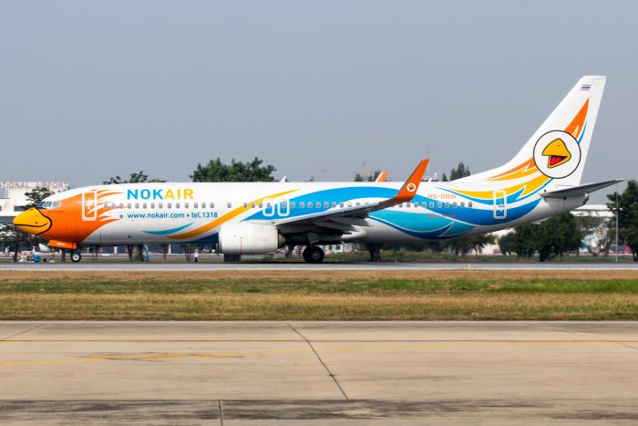 Phòng vé Nok Air tại TP HCM