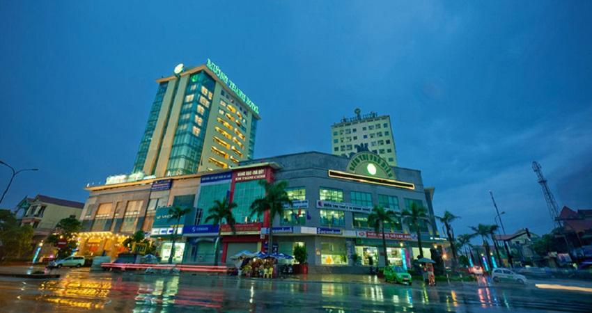 Trải nghiệm kỳ nghỉ dưỡng tại khách sạn Mường Thanh Diễn Châu