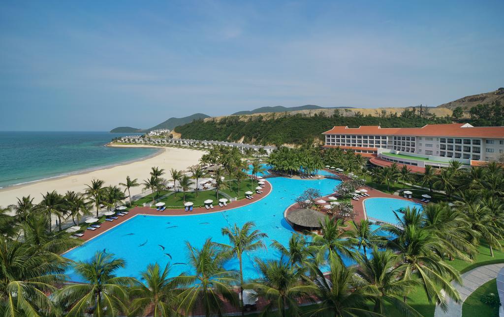 Không gian nghỉ dưỡng đẳng cấp tại chuỗi khách sạn Vinpearl Nha Trang