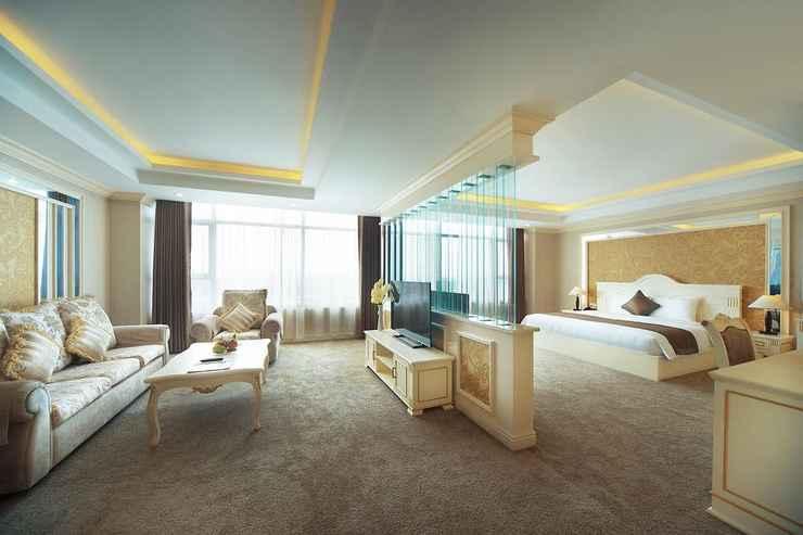 Phòng nghỉ tại Khách sạn Mường thanh quảng nam