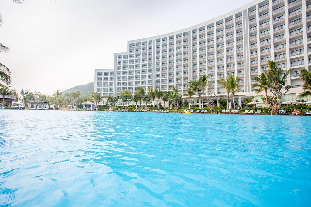 Review những tiện ích có tại Vinpearl Resort & Spa Nha Trang Bay