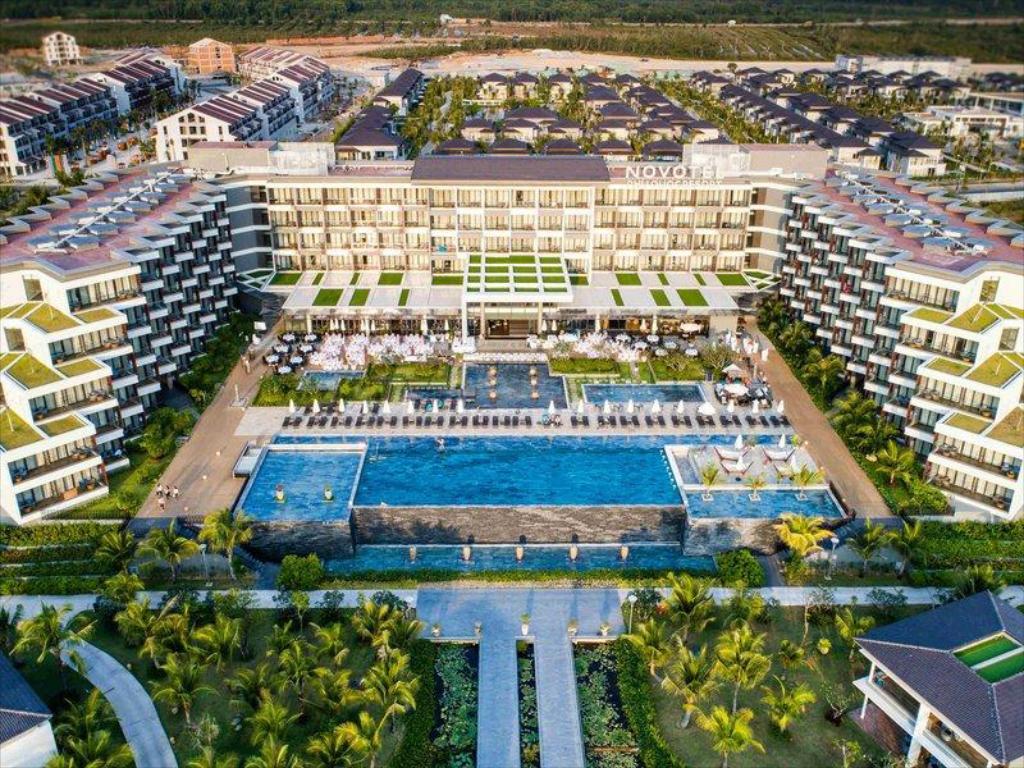 Resort Novotel Phú Quốc - Đặt phòng 5 sao giá rẻ
