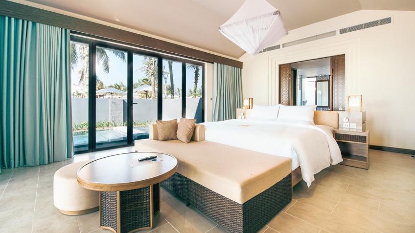 villa 3 bedrooom Đặt phòng novotel Phú Quốc
