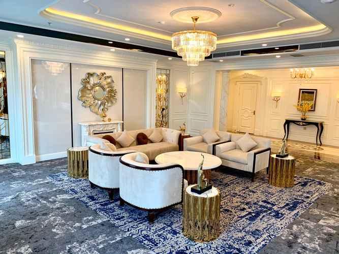 Phòng royal suite Khách sạn mường thanh luxury sai gon