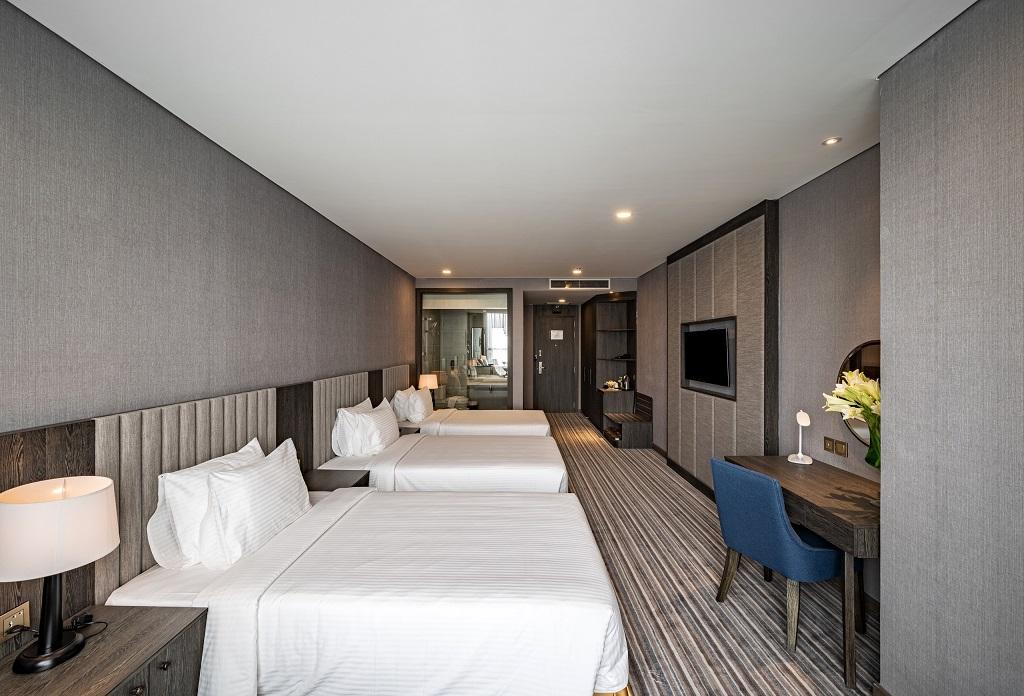 Phòng 3 người Khách sạn mường thanh luxury sai gon