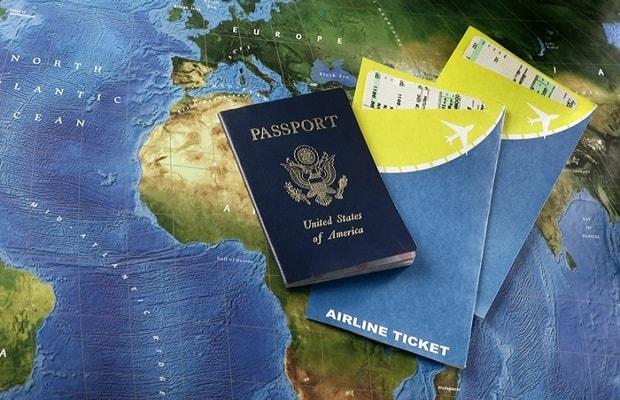 thủ tục đặt vé máy bay từ Mỹ về Việt Nam