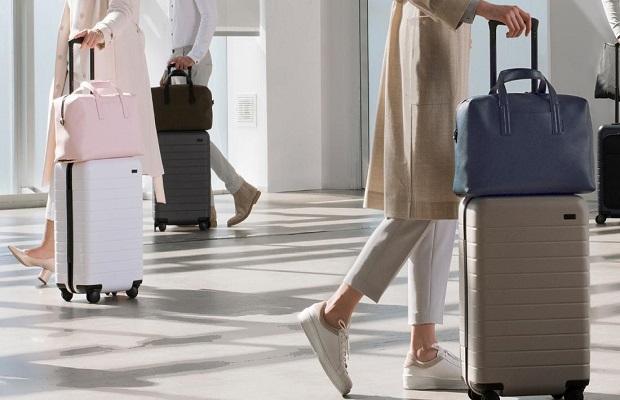 Chuẩn bị hành lý gọn gàng trước khi tham gia cách ly