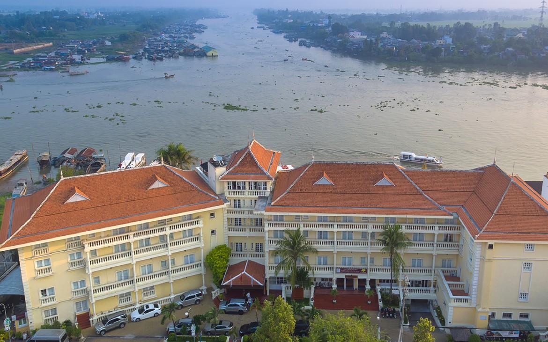 khách sạn an giang - victoria châu đốc