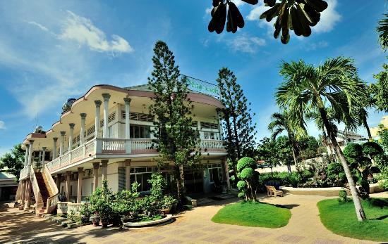 khách sạn an giang - đồng xanh hotel
