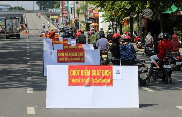 Sài Gòn cũng đang lập thêm các chốt kiểm tra, phong tỏa đặc biệt