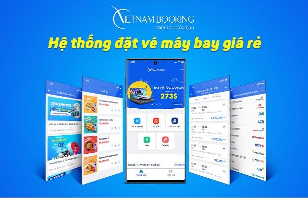Liên hệ với Vietnam Booking